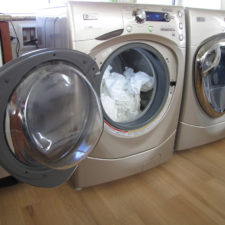 Washer/Dryer Installation