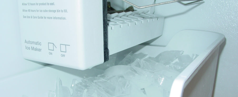 Fridge Water Line Installation